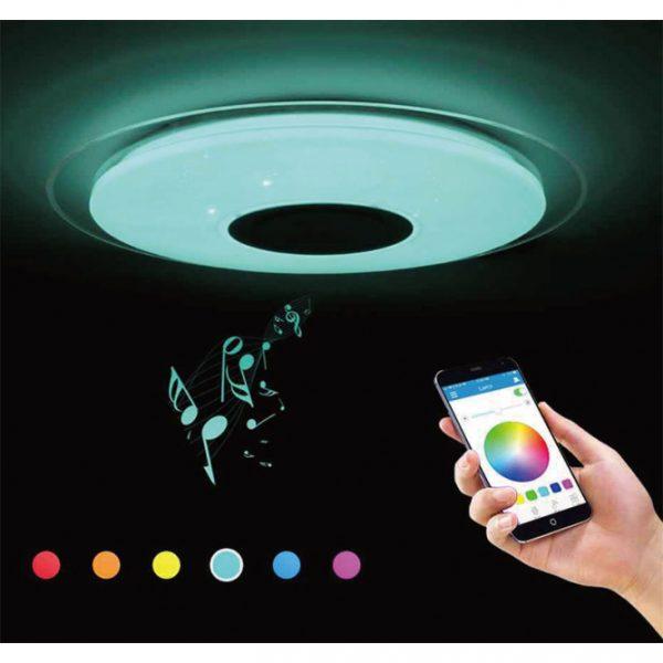 Plafonjera YLCCT010 RGB Bluetooth BBlink