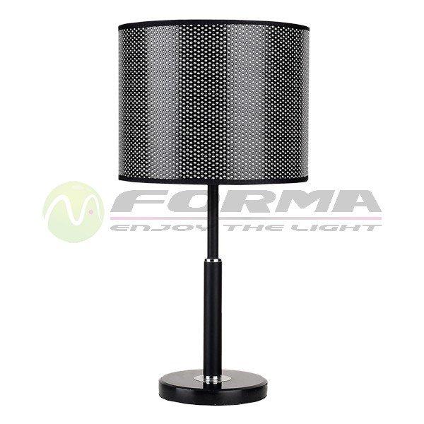 Stona lampa F7103 1T BK
