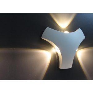 Zidna svetiljka Luna47 3x3W