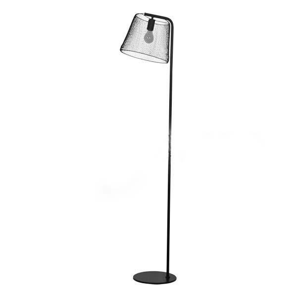 Podna lampa f7067 1f bk 1