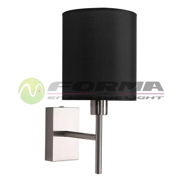 Zidna lampa F7704 1Z BK