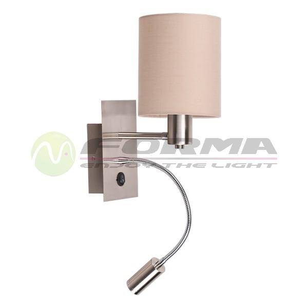 Zidna lampa F7704 1ZL BR