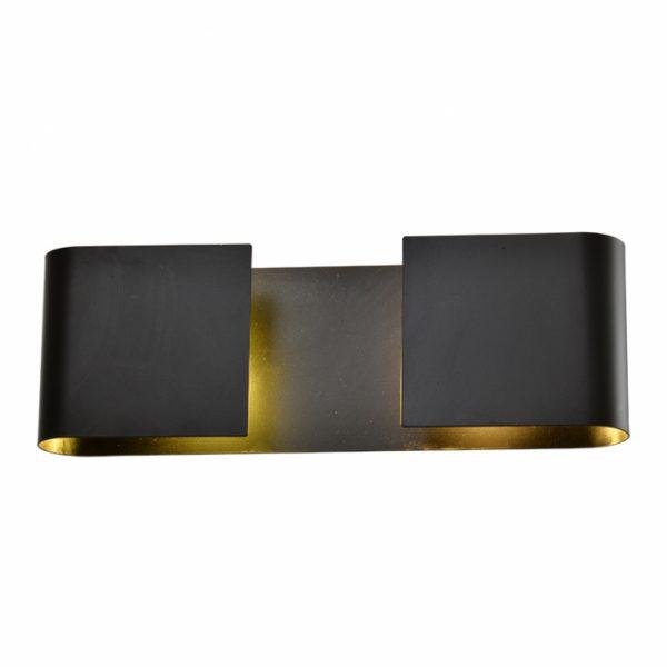 Zidna lampa Vesta 446 Crna