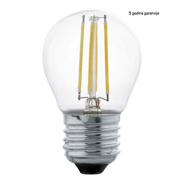 Filament G45 4w E27 Eglo copy