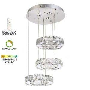 LED visilica KP6002 84V 300x300 1