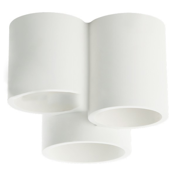 plafonska lampa 3xgu10 f1002 3c cormel forma