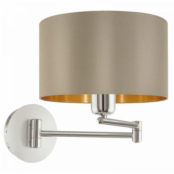 zidna lampa maserlo 95055